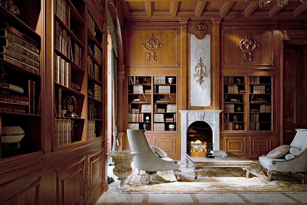 salotto classico giorgio piotto