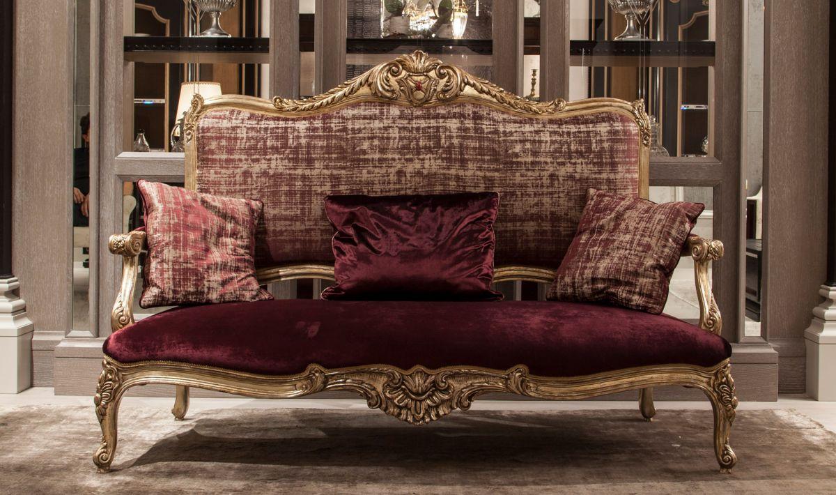 divano stile classico giorgio piotto