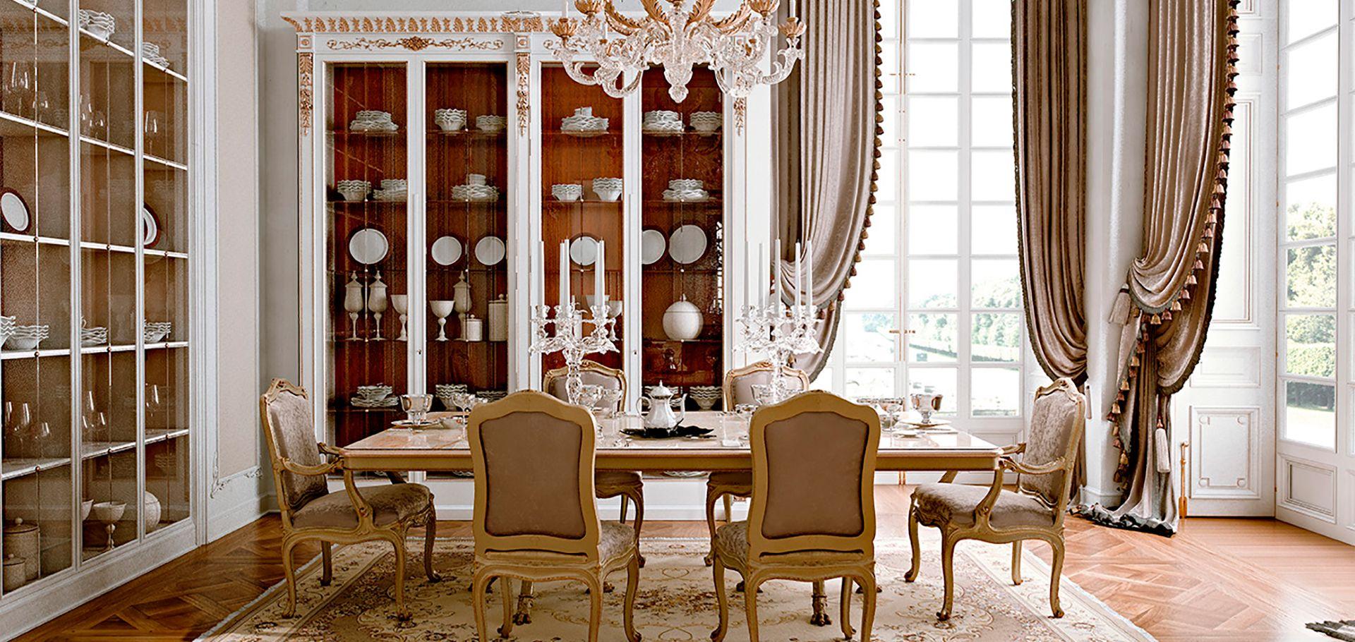 sala da pranzo stile classico giorgio piotto